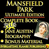 img - for MANSFIELD PARK [ANNOTATED] book / textbook / text book