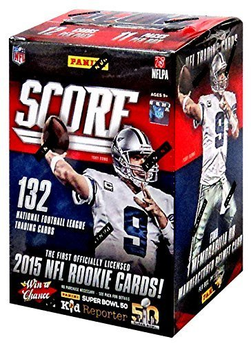 2015 NFL Score Football Cards – Factory Sealed Retail Box by Universal Specialties kaufen