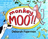 img - for Monkey Moo! book / textbook / text book
