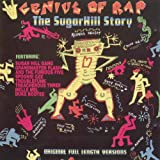 Genius of Rap-The Sugarhill Story (Maxis) Sugarhill Gang, Grandmaster Flash, Spoonie Gee, Melle Mel..