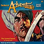 The Best of Adventure #1: The Curved Sword | Harold Lamb