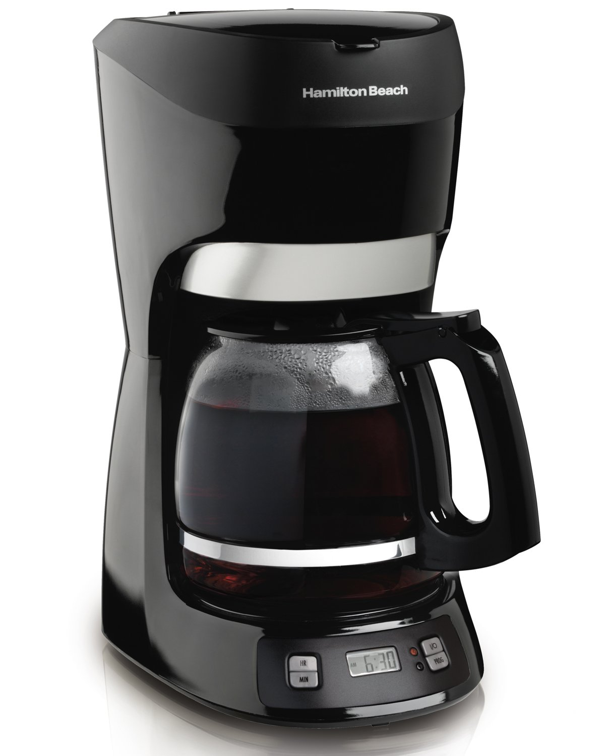 Hamilton Beach Coffee Maker 49467: The Sleek Device for 12 Cup Serving