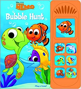 Finding Nemo Bubble Hunt (Play-A-Sound): the editors of