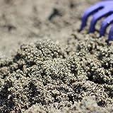 砂場用 さくさくあそび砂 20kg(13.3L)【放射線量報告書付き】