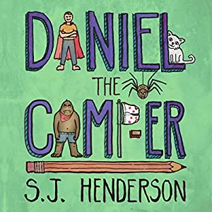 Daniel the Camp-er Audiobook