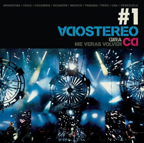 Soda Stereo - Gira: Me Veras Volver 1 - Zortam Music