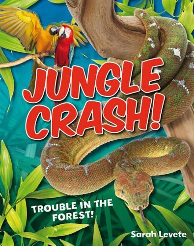 Jungle Crash! (White Wolves Non Fiction)