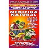 NATURAMA No. 6: ESTRES, FOTOTERAPIA, UÑA DE GATO, MELATONINA, VITAMINA E, DIETA ARCO IRIS, (COLECCION NATURALIA...