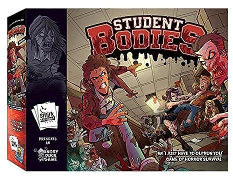 Jeu de société - Student Bodies Survival Horror Game - SD0061 -. Sourire & Dagger Games