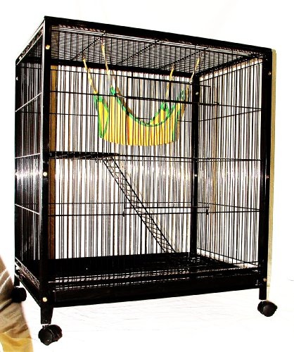 RAT CAGE HACIENDA FERRET CHIPMONK ANIMAL CAGE