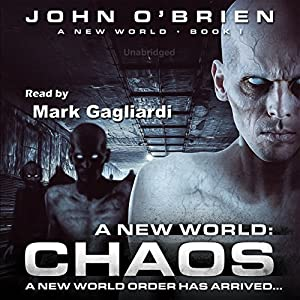 Chaos: A New World Audiobook