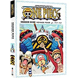 One Piece: Season Nine, Voyage Four