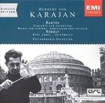 Concerto pour orchestre    (Karajan E...