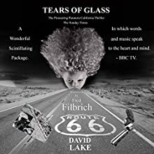 Tears of Glass Audiobook by David Lake Narrated by Fred Filbrich