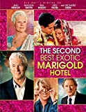 The Second Best Exotic Marigold Hotel (Bilingual) [Blu-ray]