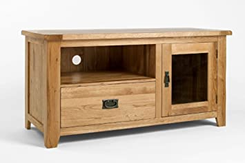 WESTBURY RECLAIMED OAK TV CABINET