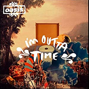"""I'm Outta Time / To Be Where There's Life (Remix) [7"""" Vinyl] [DISC 1]"""