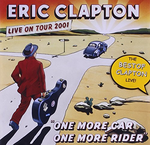 Eric Clapton - One More Car One More Rider - Zortam Music