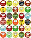 Brewing Something Good, K-Cup Gift Sampler, 30-Count Tea Only Variety, Single-Cup Portion Pack for Keurig K-Cup Brewers, Packaged in Brewing Something Good Gift Box