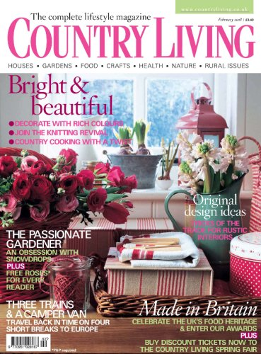 Country living england all magazine store for Country living gardener magazine website