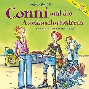 Conni und die Austauschschülerin (Conni & Co 3) Hörbuch