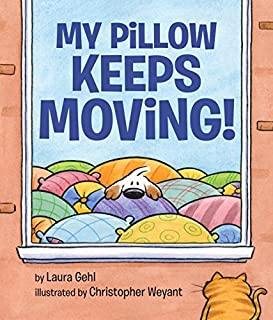 Book Cover: My Pillow Keeps Moving