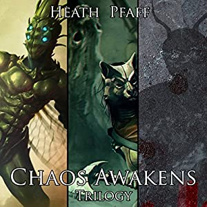 Chaos Awakens Trilogy Audiobook