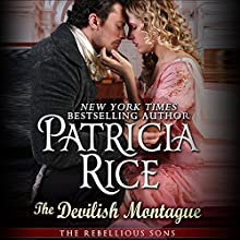 The Devilish Montague Audiobook by Patricia Rice Narrated by Eliza Jane Cornell