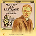 Lestrade and the Sawdust Ring (       UNABRIDGED) by M J Trow Narrated by M J Trow