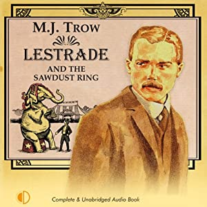 Lestrade and the Sawdust Ring Audiobook