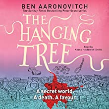The Hanging Tree Audiobook by Ben Aaronovitch Narrated by Kobna Holdbrook-Smith