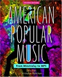 img - for American Popular Music: From Minstrelsy to MP3 Includes two CDs book / textbook / text book