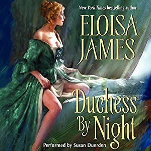 Duchess by Night Audiobook