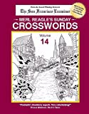 img - for Merl Reagle's Sunday Crosswords, Volume 14 book / textbook / text book