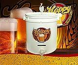 Hoppy Fermentatore 30 Litri Per Birra Ermetico Con Gorgogliatore Rubinetto Termometro
