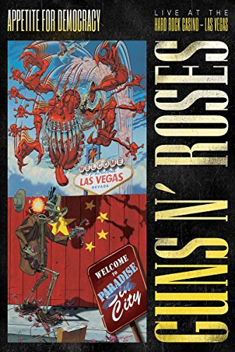 Guns N' Roses - Appetite for democracy: live at the hard rock casino - Las Vegas