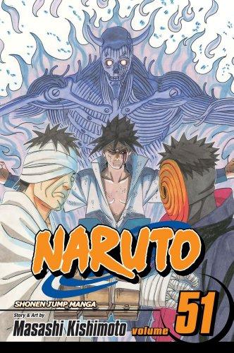 NARUTO -ナルト- 51巻 (英語版)