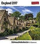 England - Kalender 2017: Sehnsuchtska...