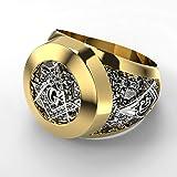 eejart Stainless Steel Masonic Ring for Men (11)