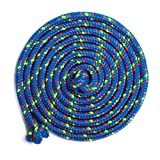 16 Double Dutch Jump Rope - Blue Confetti