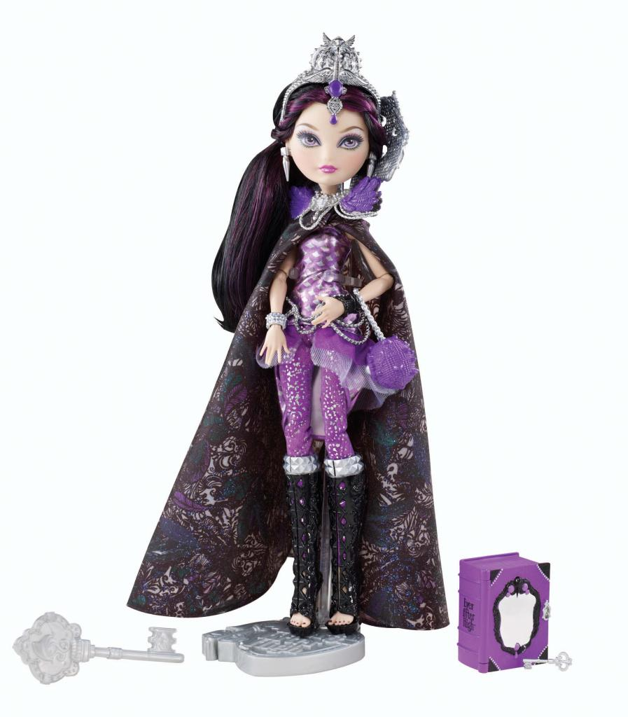 amazoncom ever after high legacy day raven queen doll