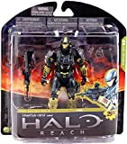 Halo Reach McFarlane Toys Series 4 Exclusive Action Figure STEEL / PALE Spartan ODST Male