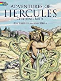 Adventures of Hercules Coloring Book