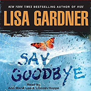 Say Goodbye Audiobook