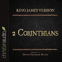 Holy Bible in Audio - King James Version: 2 Corinthians (       UNABRIDGED) by King James Version Narrated by David Cochran Heath