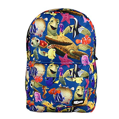 Disney Finding Nemo All Over Print Backpack