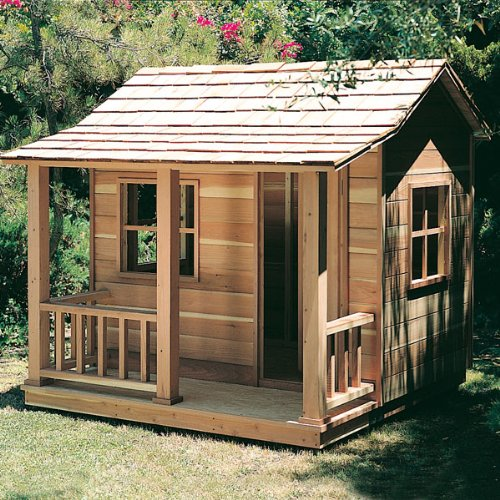 Woodworking Project Paper Plan for Playhouse No. 881