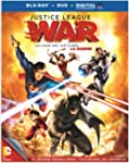 DCU Justice League: War [Blu-ray + DVD]