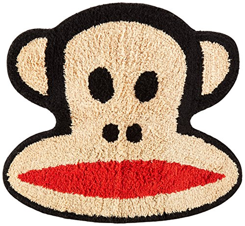 29 1//2 CLASSIC SOCK MONKEY ACCENT RUG