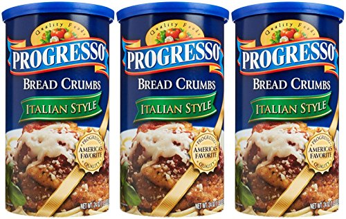 Progresso Bread Crumbs-Italian Style-24 Oz-3 Count (Progresso Bread Crumbs compare prices)